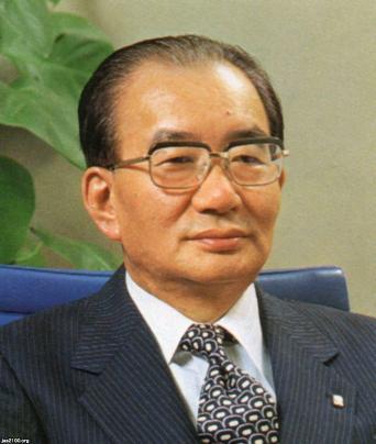 時の人(昭和55年)▷創業者 中内功(1922~2005) | ジャパン ...